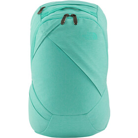 The North Face Electra Sac à dos Femme, retro green light heather/bermuda green